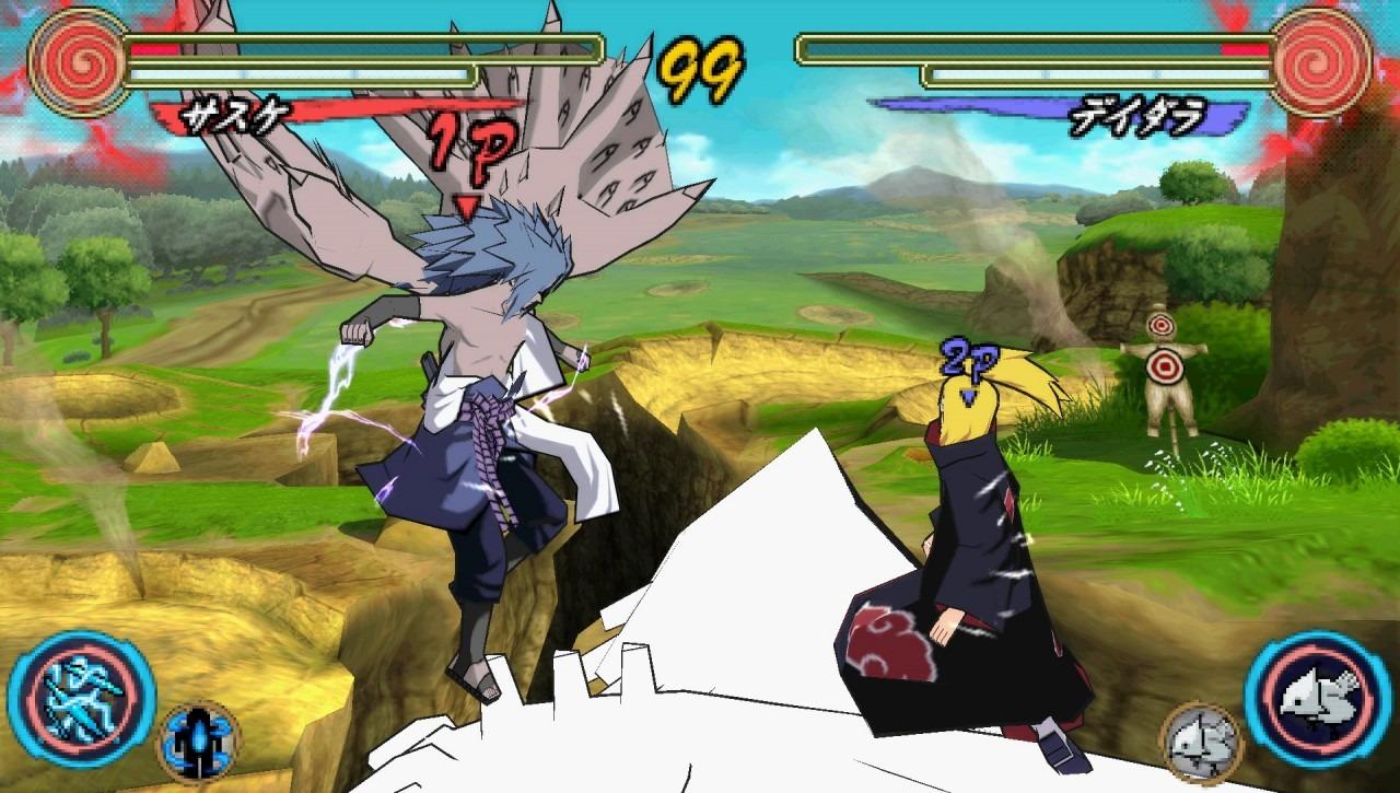 Naruto ultimate ninja heroes erneut mit vielen videos